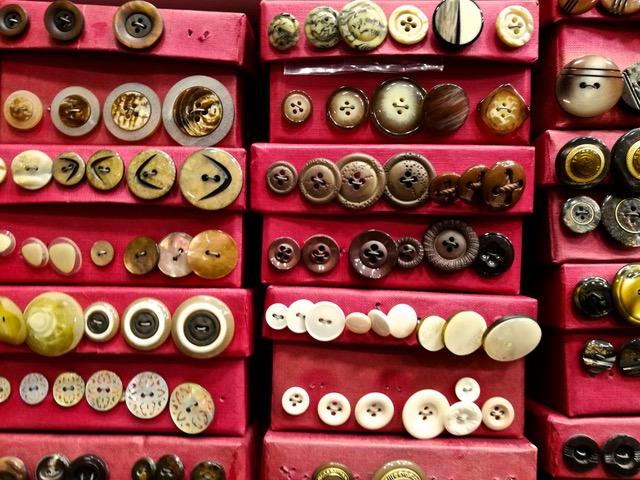 More buttons. Photo © Karethe Linaae