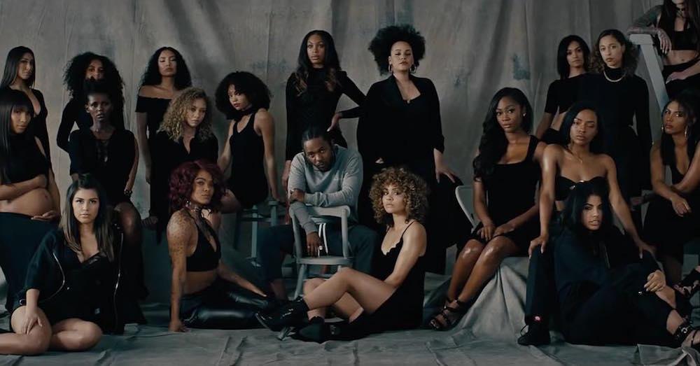 Five Key Moments In Kendrick Lamars LOVE Visual Featuring Zacari