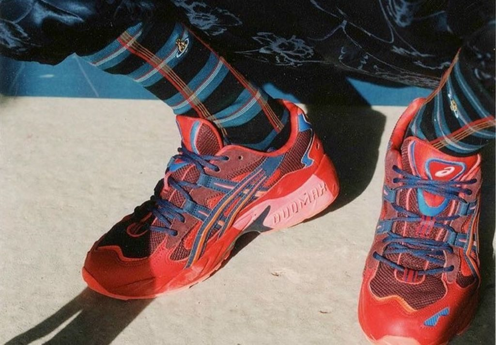 Vivienne Westwood And Asics Combine For Statement-Making Footwear   SNOBETTE