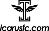 icarusfc.com logo white
