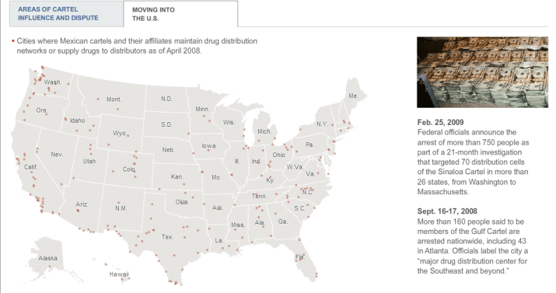 The Reach of Mexico's Drug Cartels - Interactive Graphic - NYTimes.com 2015-12-14 12-17-59