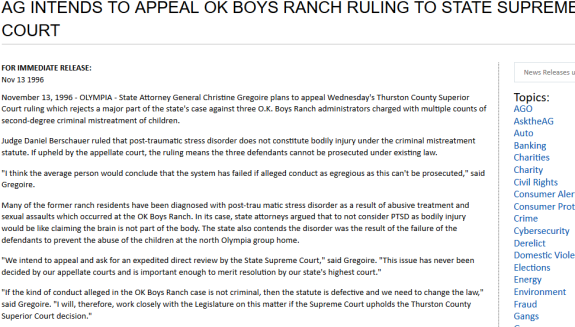 AG intends to appeal OK Boys Ranch ruling to State Supreme Court - Washington State 2016-02-10 19-18-14