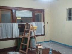 Living Room with no glue