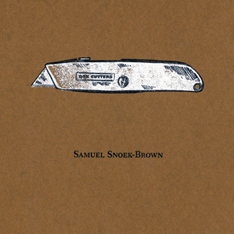 Box Cutters (sold out! thanks, sunnyoutside press!)