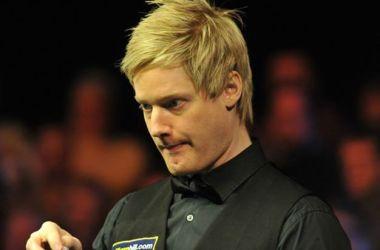 Neil Robertson Reaches China Championship