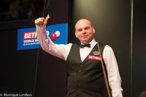 snooker betting - Stuart Bingham