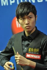 Cao Yupeng, Yu Delu, David John Suspended