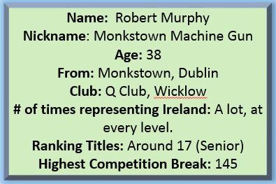 Profile Robert Murphy