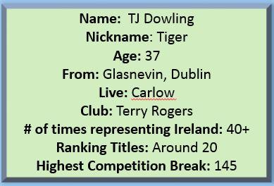 TJ Dowling Profile