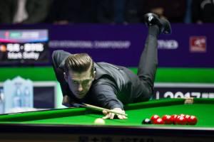 China Open last 16