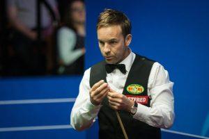 World Snooker Championship quarter-final