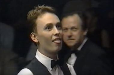 Ken Doherty dethrones king