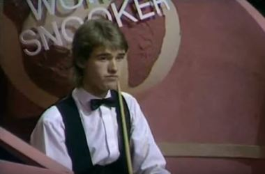 Stephen Hendry first world title
