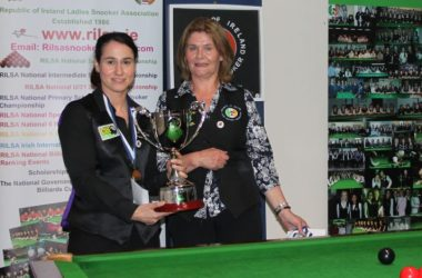 Paula Judge Retains RILSA National Championship