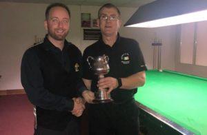David Morris Wins Barracks CLassic