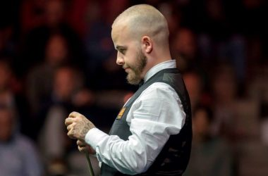Defeat for Luca Brecel