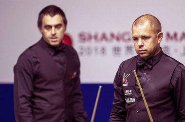 Ronnie O'Sullivan Defends Shanghai Masters
