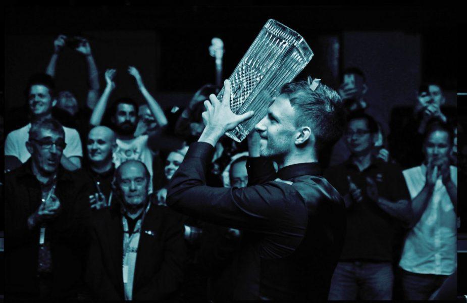Judd Trump Wins Northern Ireland Open