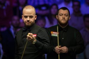 Masters snooker draw