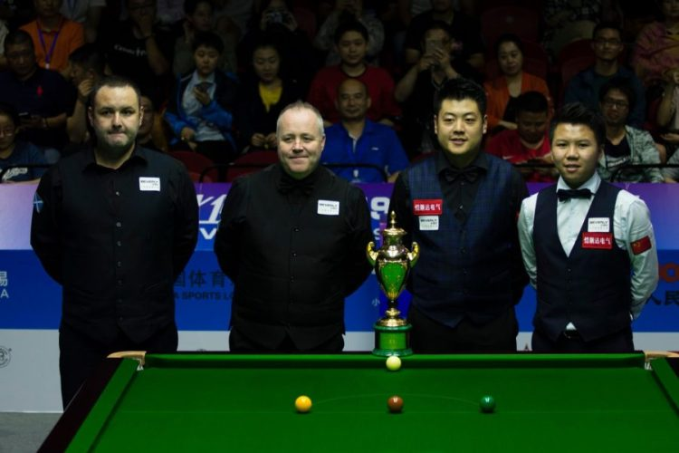 Snooker's World Cup