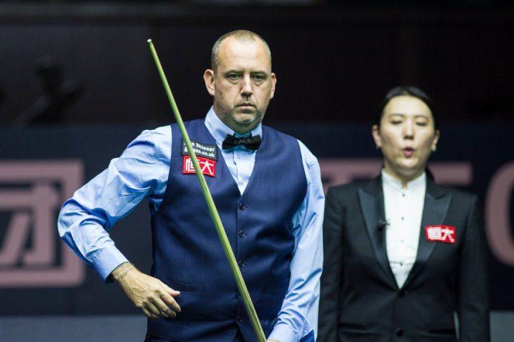 China Championship qualifying round