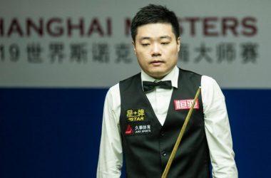2019 Shanghai Masters