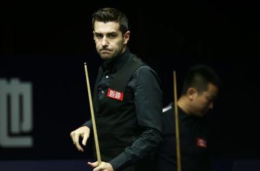 China Championship draw