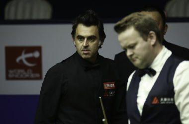 Snooker in October