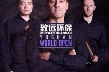 World Open draw