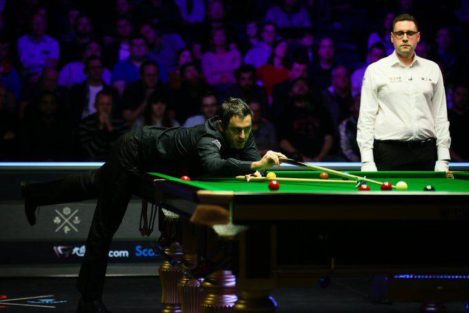 last 32 in the Scottish Open