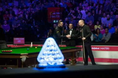 snooker in January