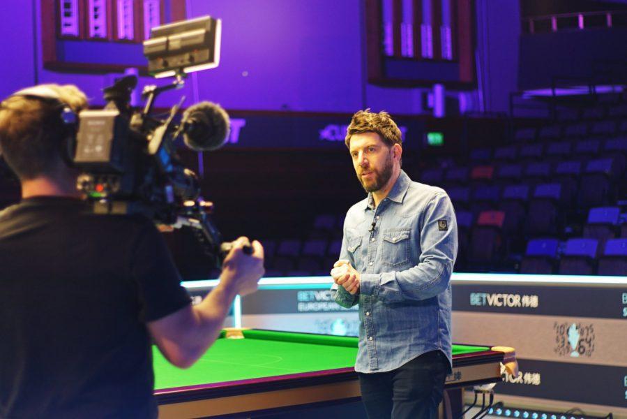 World Championship qualifiers on TV