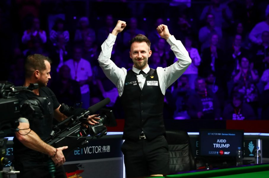 after the German Masters