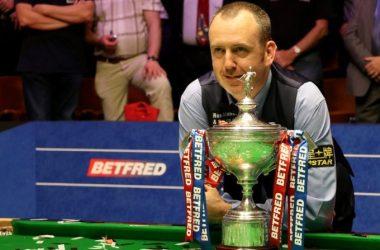 World Snooker Championship finals