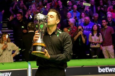 O'Sullivan's ranking victories