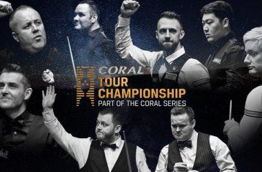 Tour Championship schedule