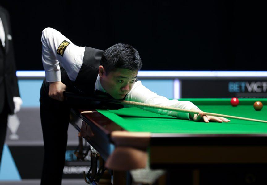 quarter-finals European Masters