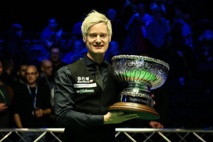 2020 Champion Champions draw
