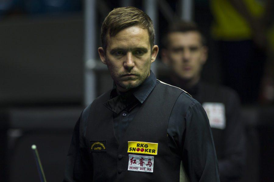semi-finals Scottish Open
