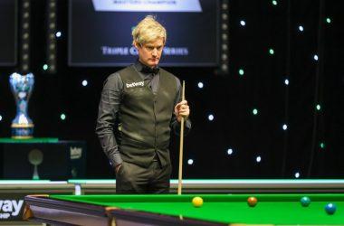 quarter-finals UK Championship