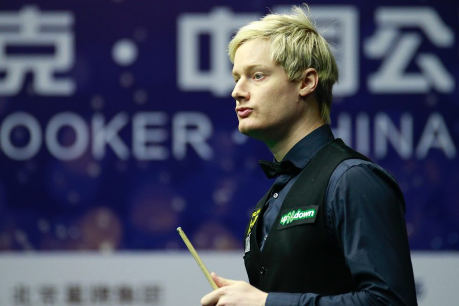 Chinese snooker events