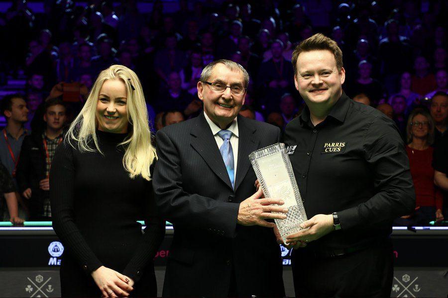 draw Welsh Open