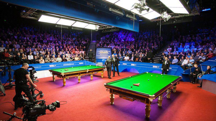 fans World Snooker Championship