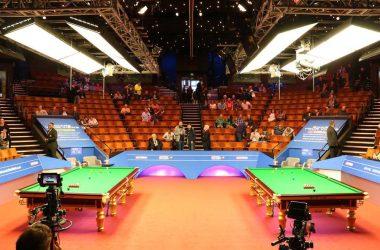 World Snooker Championship seeding