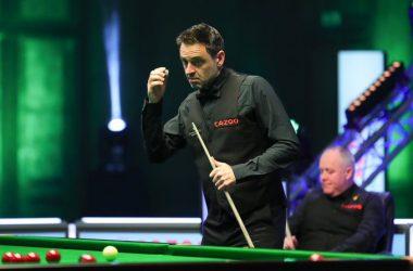O'Sullivan Higgins Tour Championship