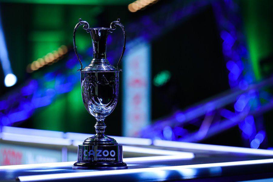 Tour Championship O'Sullivan Robertson