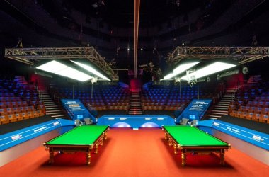 World Snooker Championship long