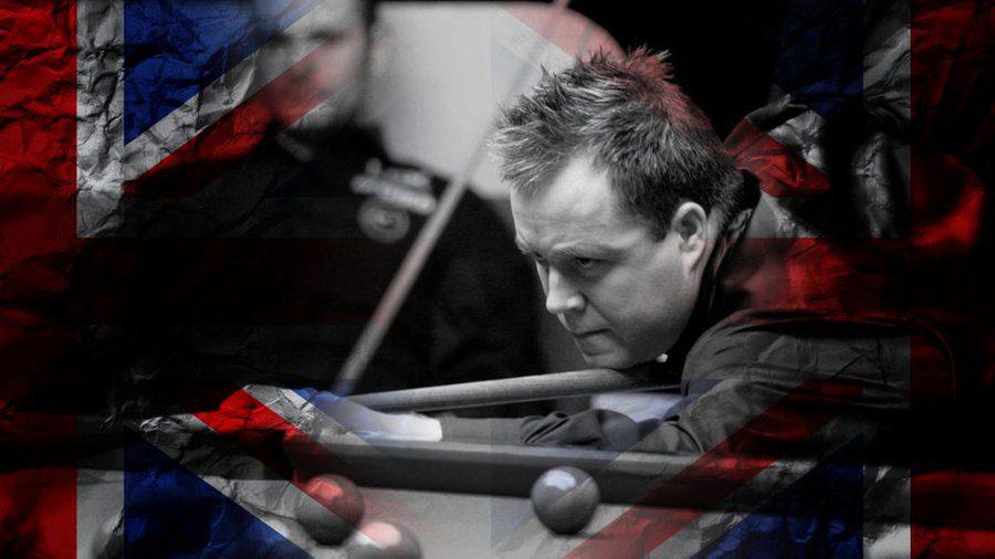 Higgins British Open