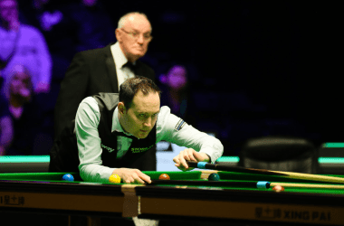 O'Donnell snooker