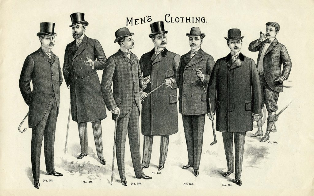 men's outfitters
